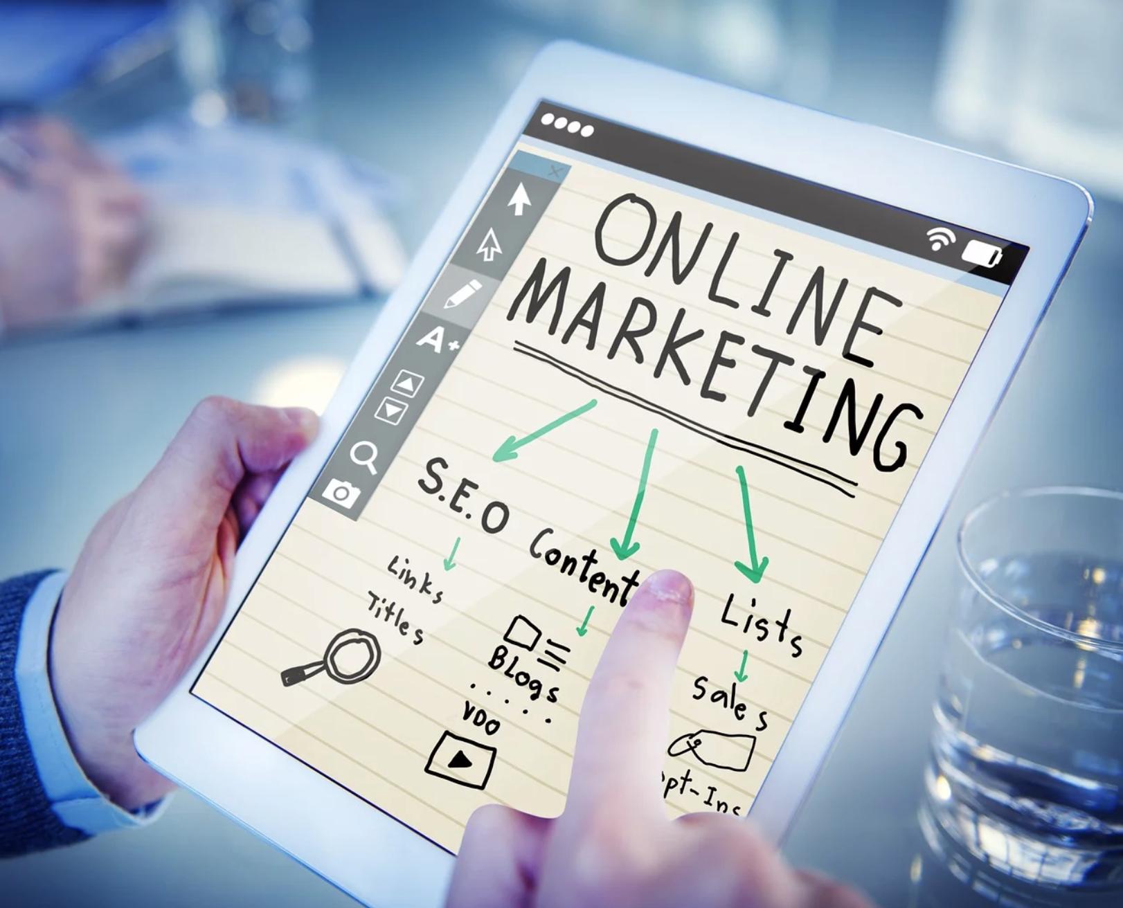 digital marketing ipad